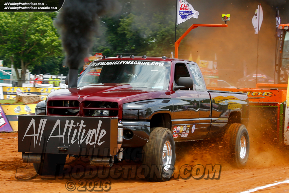 Pro Stock Pulling Trucks : Ts performance outlaw pull limited pro stock diesel
